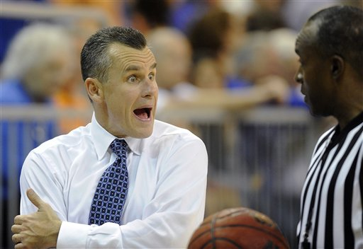 Billy Donovan, Mike Roberts