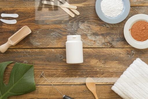 Natural cosmetics, do-it-yourself