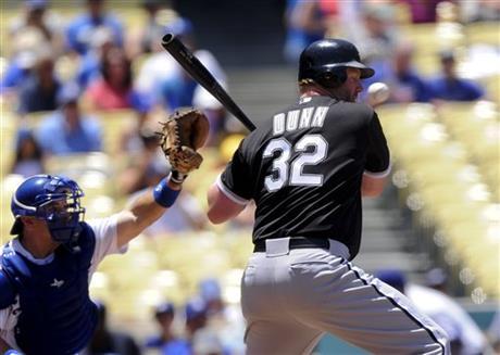 Adam Dunn, Matt Treanor
