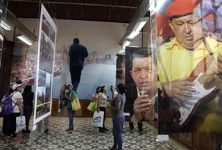 Venezuela Chavista Inc