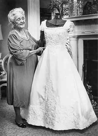 Black History Month Dressmaking and Race