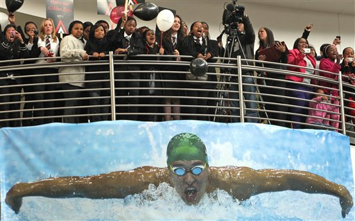 South Africa Olympic Swimmers