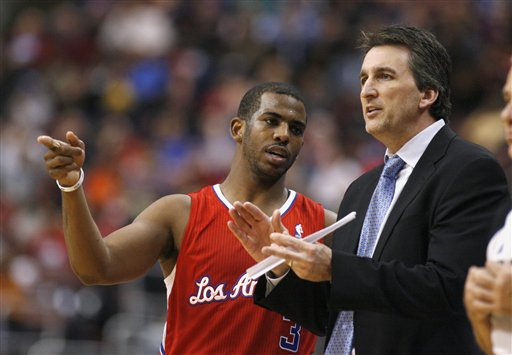 Chris Paul ,  Vinny Del Negro