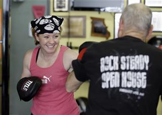 Boxing and Parkinsons