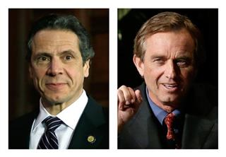 Gas Drilling Cuomo