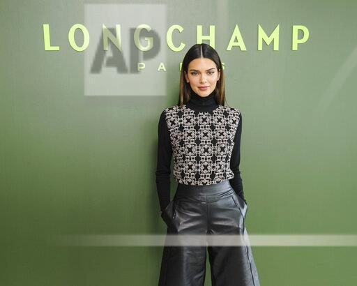 NYFW Fall/Winter 2020 - Longchamp - Front Row