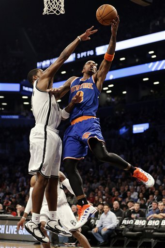 J.R. Smith, Joe Johnson