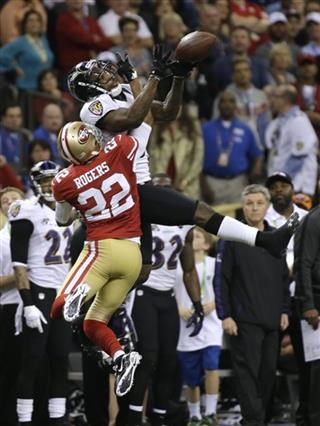 Anquan Boldin, Carlos Rogers