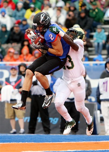 APTOPIX Colorado St Boise St Football