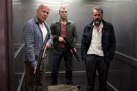 Bruce Willis Jai Courtney Sebastian Koch
