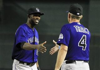 Dexter Fowler, Jim Tracy