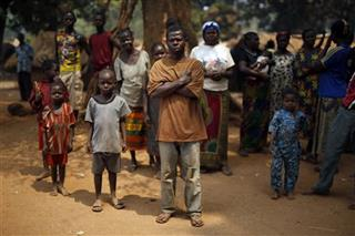 Central African Republic tensions