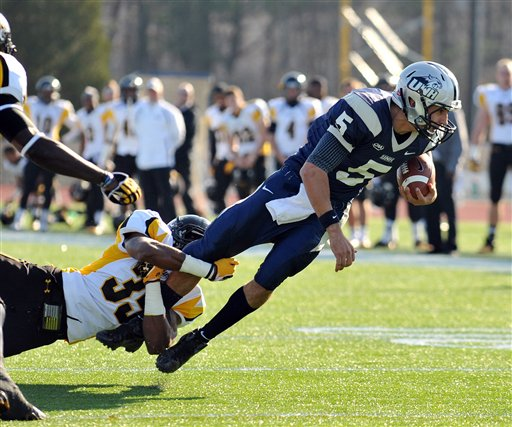 Towson New Hampshire Football