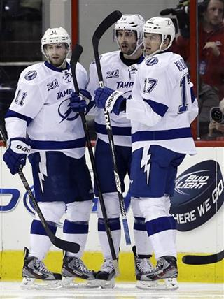 Tom Pyatt, Teddy Purcell, Alex Killorn