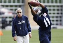 Pete Carroll, Percy Harvin
