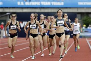 US Track Trials Athletics