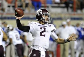 Texas A&amp;M Louisiana Tech Football