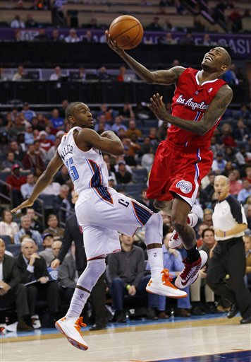 Jamal Crawford, Kemba Walker