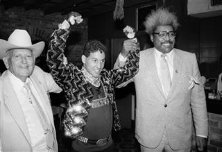 Hector Macho Camacho, Marty Cohen, Don King