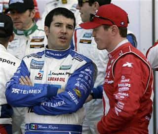 Memo Rojas, Scott Dixon,