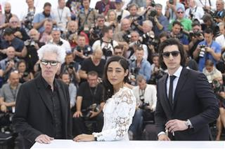 France Cannes Paterson Photo Call