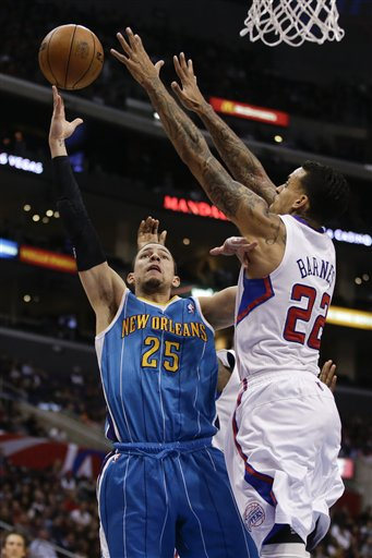 Austin Rivers, Matt Barnes