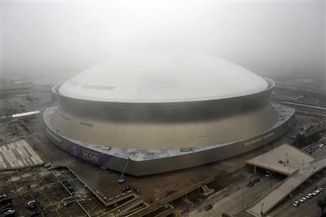 Super Bowl New Orleans Football