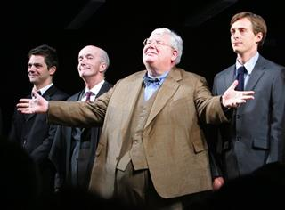 Richard Griffiths, James Corden, Clive Merrison, Stephen Campbell Moore
