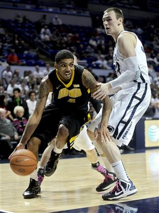 Iowa Penn St Basketball