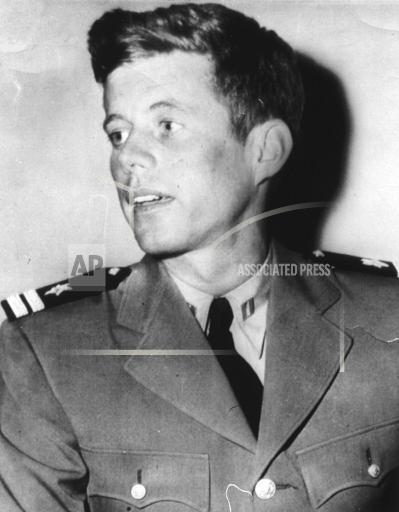 Associated Press Domestic News California United States LIEUTENANT KENNEDY