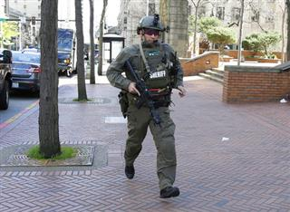 Seattle Officers Shot