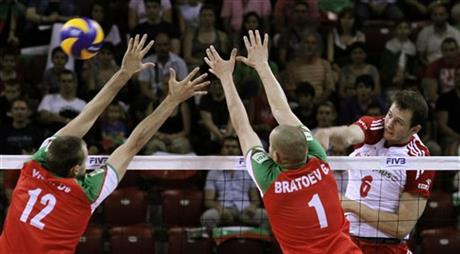 Bulgaria FIVB World League