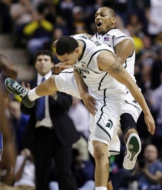 Denzel Valentine, Adreian Payne