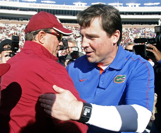 Jimbo Fisher, Will Muschamp