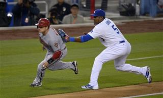 Miguel Montero, Juan Uribe
