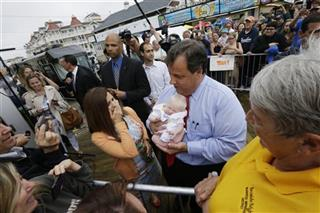 Chris Christie, Mary Pat Christie, Willow DeParre
