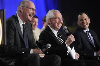 John Skipper, Justin Connolly, Mike Slive