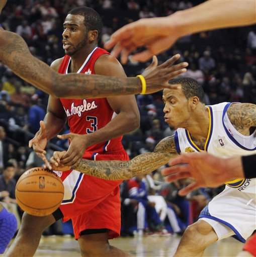 Monta Ellis, Chris Paul