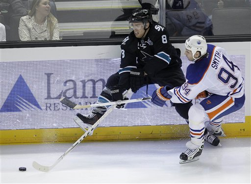 Joe Pavelski, Ryan Smyth