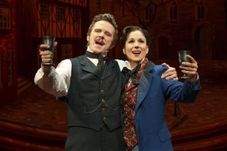Theater Review The Mystery of Edwin Drood