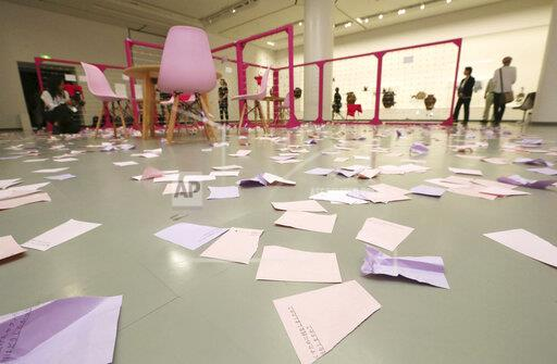 Nine artists to remove their works to protest Aichi Triennale