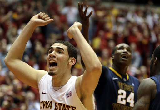 Georges Niang, Aaric Murray