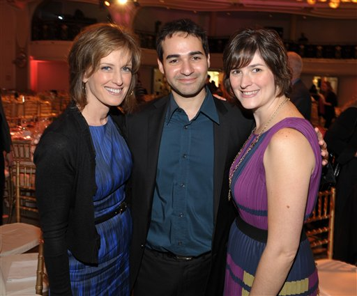Anne Sweeney, Sandra Fluke, Adam Mutterperlat