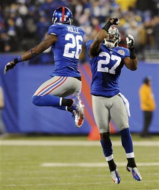 Stevie Brown, Antrel Rolle