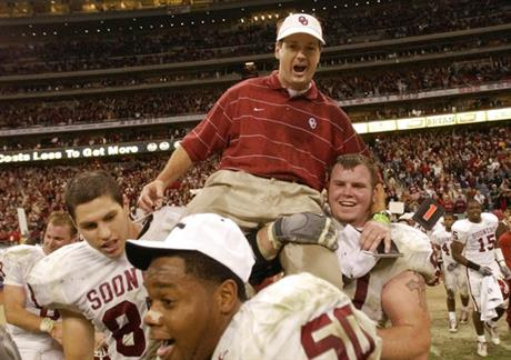 Oklahoma Stoops Football