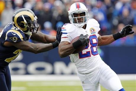 C.J. Spiller, Quintin Mikell