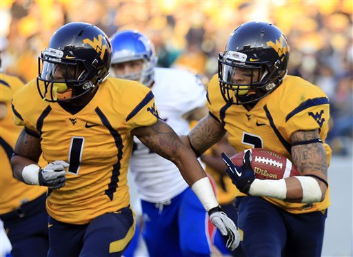 Stedman Bailey, Tavon Austin