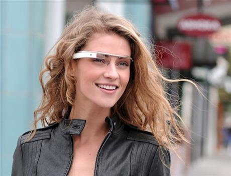 Google Glasses of the Future
