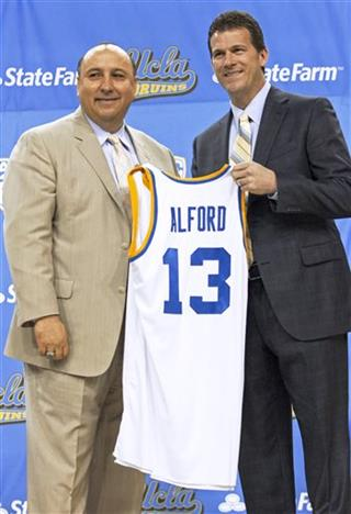 Dan Guerrero, Steve Alford