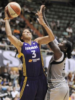 Sophia Young, Candace Parker